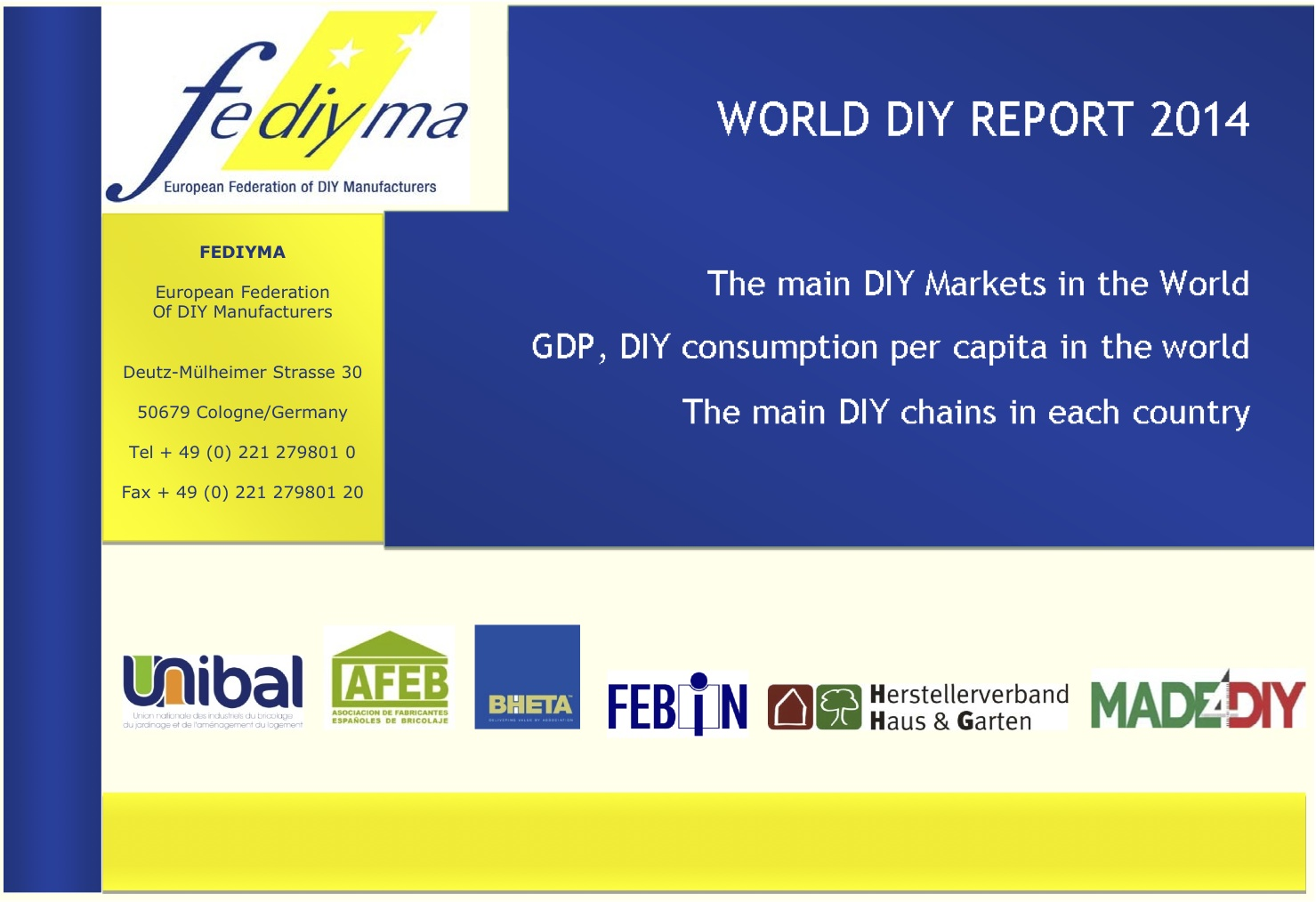 World DIY Report 2014